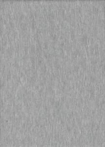 Светло-серый меланж футер трехниточный