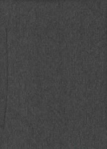 Темно-серый меланж футер двухниточный